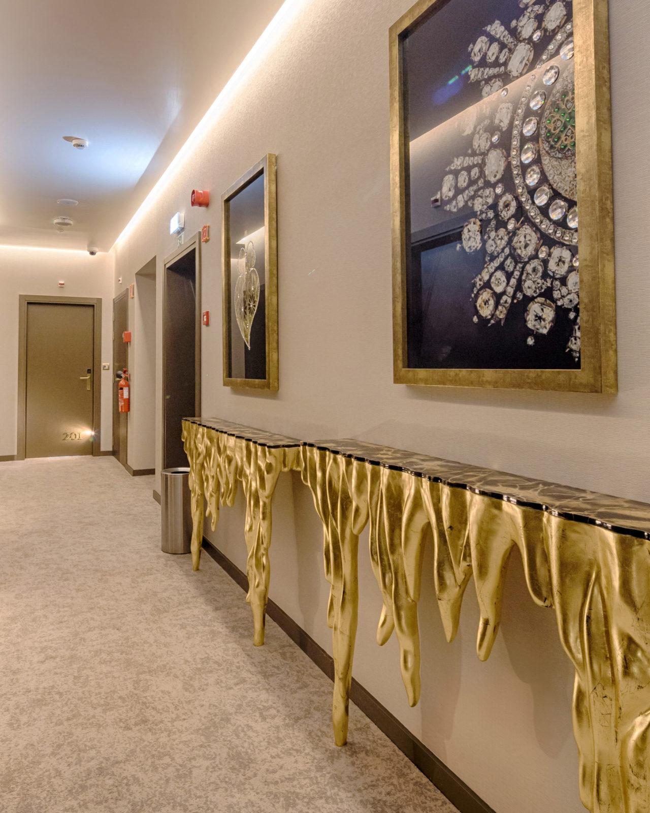 Greenapple Project Mera Prime Hotel