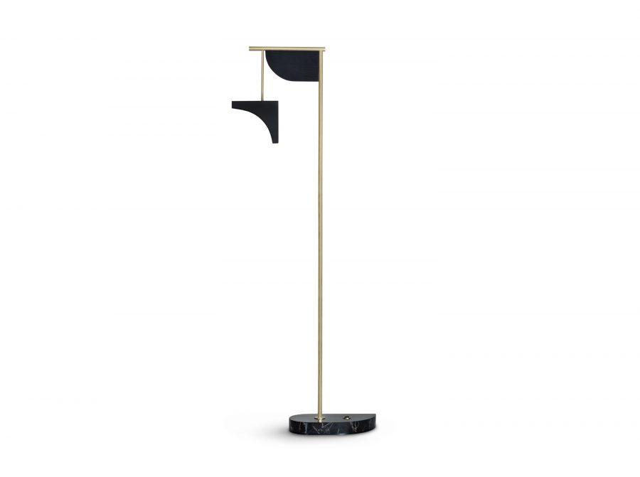 Greenapple Opposite Floor Lamp