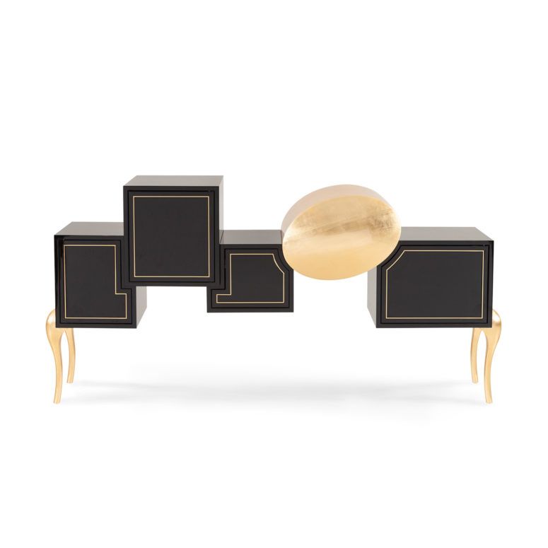 Greenapple Sunshine Sideboard