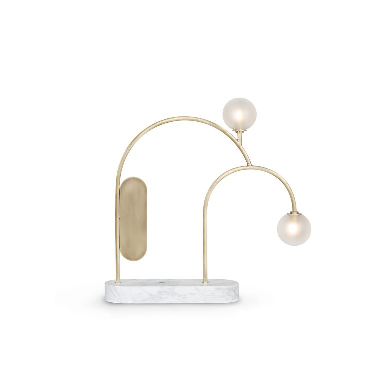 Greenapple Two Table Lamp