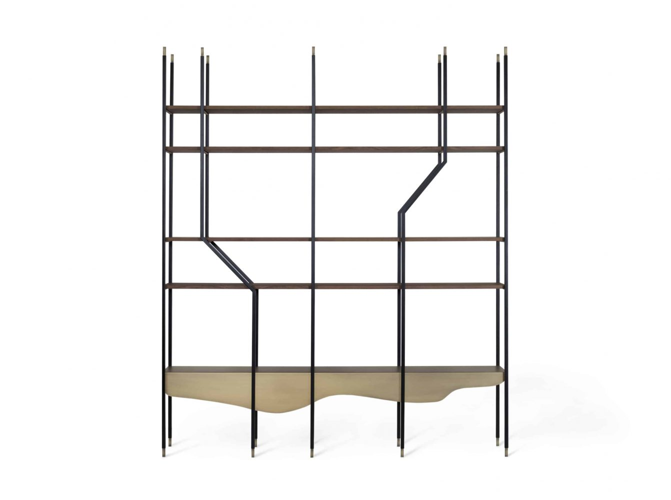 Greenapple Lage Bookcase
