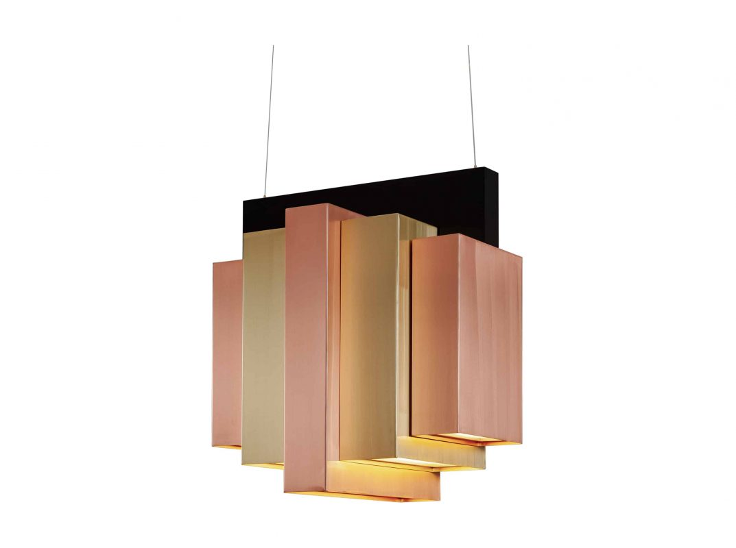 Greenapple Tower Suspension Lamp